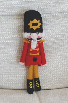 Make for my daughter as a gift for when she performs the nutcracker.