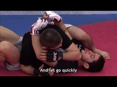 Khabib Ground and Pound Elbow Training with English Subtitles
