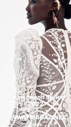 Fashion News, Latest Fashion, Runway Magazine, Kimono Top, Spring Summer, Zimmerman, Collection, Women, Woman