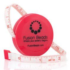 Fusion Beads Tape Measure