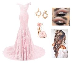 """Pink"" by smsun on Polyvore featuring Tory Burch and Sugarbaby"