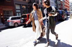 For some summer street style in NYC and musical inspiration...look no further than here.