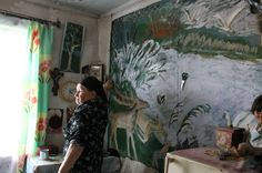 an inventory and documentary of outsider art environments in Europe