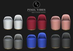 pixelvibes - Sims 4 Updates -♦- Sims 4 Finds & Sims 4 Must Haves -♦-