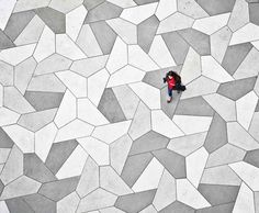 Tessellated paving