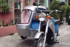 ETRO Agila: The Philippine's Pre-Paid Electric Motorcycle - EVWORLD.COM