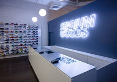 The next level of sneaker consignment is here. Today Stadium Goods introduces the future of the sneaker shopping and selling experience, with their debut into the ever-growing footwear marketplace. With both a physical brick and mortar location in the heart … Continue reading →