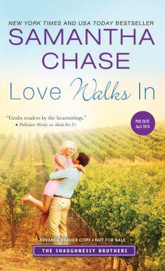 Love Walks In | Samantha Chase | 9781492616252 | NetGalley