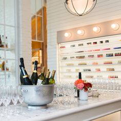 Champagne & Manicures / Her Majesty's Pleasure