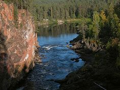 Oulanka National Park – a Home to Many Treasures of the Wilderness Oulanka National Park is nature's own amusement park without the need fo...