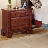 Found it at Wayfair - Hamilton Franklin 3 Drawer Nightstand