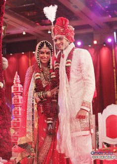 Genelia D'Souza and Ritesh Deshmukh i want to look exactly like this at my wedding..PP