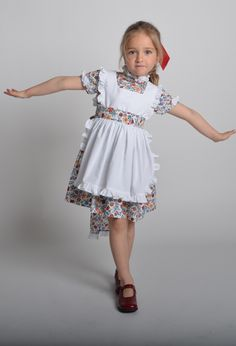Cute Little Girl Dresses, Baby Dresses, Cute Little Girls, Girls Dresses, Summer Dresses, Kids Wear, Harajuku, Kids Fashion, Cool Outfits