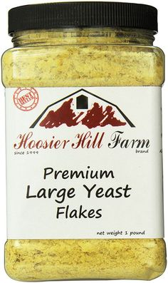 Hoosier Hill Farm Nutritional Yeast Flakes, 1 Pound ** Read more  at the image link.