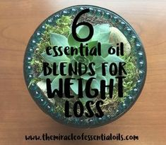 Note down these powerful essential oil diffuser blends for weight loss to give you that extra edge to burn fat quickly!