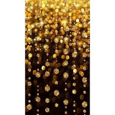 gold wallpaper 〰Wallpapers〰 ❤ liked on Polyvore featuring backgrounds, christmas, gold and new year
