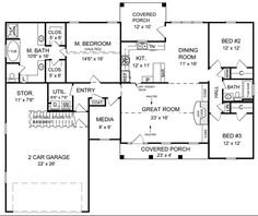 floor plans with 2000 square feet house designs small house