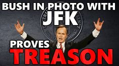 Photo of George H.W. Bush at Funeral with JFK Proves TREASON   jeranism Published on Jul 17, 2016