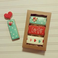 1000+ ideas about Valentines Day Cookies on Pinterest | Valentine ...