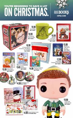 Half Price Books Black Friday 2018 Ads and Deals Browse the Half Price Books Black Friday 2018 ad scan and the complete product by product sales listing. Home Alone Christmas, Christmas Snowman, Black Friday 2017 Ads, Price Book, Half Price, Used Books, Coupons, Entertainment, Coupon