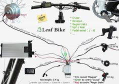 electric bike controller wiring diagram in addition electric motor rh pinterest com bms wiring diagram e bike bms wiring diagram e bike