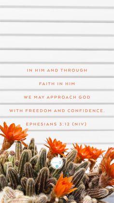 Ephesians 3:12