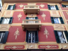 decorazione architettonica dipinta