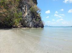 เที่ยวหาดเจ้าไหมคนเดียว