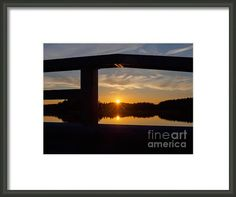"Sunset Magic In Kangaslampi / Finland by Ismo Raisanen. The watermark (""Fine Art America"") doesn't appear in the print you buy. Framed Prints, Art Prints, The World's Greatest, Great Artists, Finland, Fine Art America, My Arts, Tapestry, Magic"
