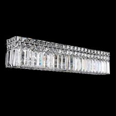 Check out the Allegri by Kalco Lighting 026220 Vanita 6 Light Wall Bracket with Firenze Clear Bathroom Vanity Lighting, Wall Sconce Lighting, Wall Sconces, Faceted Crystal, Clear Crystal, Wall Lights, Ceiling Lights, Candelabra Bulbs, Bath Light
