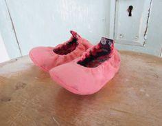 Baby Shoe Pattern - Elastic Flats size Newborn to 2T - PDF Download - Winterpeach