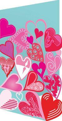Roger la Borde | First Press Romantic Lasercut Card #ValentinesDay