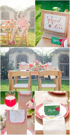 TOP 5 Bridal Shower Themes 2013 |