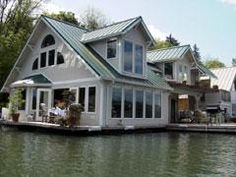 186 best house boat float home water home images beautiful rh pinterest com