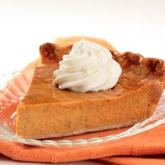 Cinnamon, nutmeg, ginger and cloves enrich this delicious La Lechera Pumpkin Pie recipe. Top with wh...