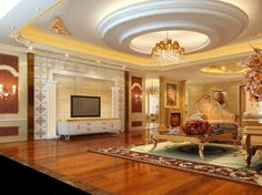 aecd44a6ad 34 najlepších obrázkov na tému Luxury Living Room Design