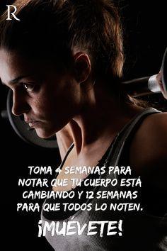 #Muévete #Fitness