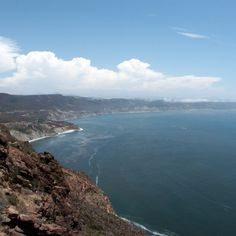 MIRADOR TIJUANA-ENSENADA, a photo from Baja California Norte, Baja   TrekEarth