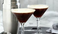What could be better than a smooth cocktail with a caffeine hit? Espresso Martini, Espresso Cups, Espresso Coffee, Best Coffee, Toddler Lunch Box, Toddler Lunches, Cocktail Drinks, Alcoholic Drinks, Cocktails