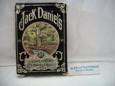 Vintage Jack Daniels  Old No. 7  Gentlemen's by ALEXLITTLETHINGS, $22.50