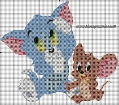 Tom Cat Jerry Mouse 2 Of 2