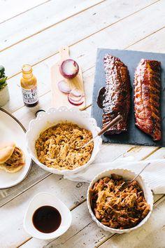 BBQ Thanksgiving Feast