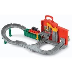 Thomas the Train: Take-n-Play The Dieselworks Playset