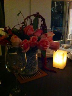 Centro de mesa #WeddingPlanner #EventPlanner