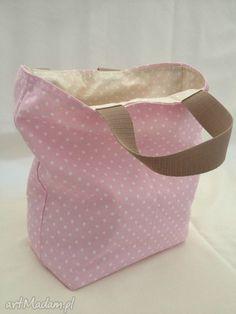 Lunchbag wkml lody truskawkowe torebki bywkml torby śniadaniaówka
