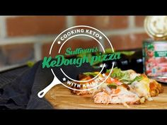 Craving a crispy, rich and delicious pizza on your keto diet? Then this is for you. Watch the full cooking video above for free, where Kristie Sullivan makes her special KeDough pizza (transcript). She even gets a visitor to help out a low-carb doctor from her neighbourhood that you might…