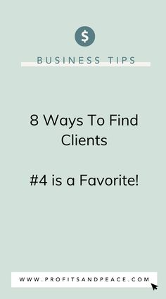 Sharing with you 8 amazing ways to find clients as an online entrepreneur, business owner, or boss babe. If you are looking for some help on how to find clients to skyrocket your business, then…  More Web Design, Website Design, Creative Business, Business Tips, Online Business, Online Entrepreneur, Business Entrepreneur, Personal Branding, Online Marketing