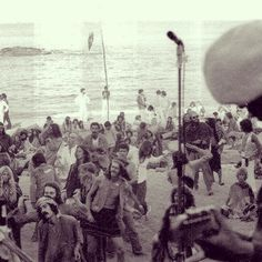 Throw back from Ibiza, beach party in 1970. full of hippys, wish I was there with @Chris Cote Upton x.