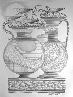 Galeria de Desenhos à Lápis Marco Machado.