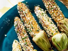 Learn how to make Elote-Style Corn with Cotija and Spicy Cilantro Cream . MyRecipes has 70,000+ tested recipes and videos to help you be a better cook